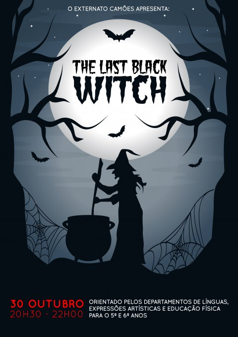 The Last Black Witch